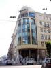 Гороховая ул., д. 63 / Бол. Казачий пер., д. 2. Общий вид здания. Фото июль 2009 г.