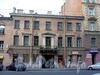 Гороховая ул., д. 66 (правая часть). Фасад здания. Фото май 2004 г.