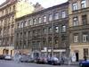 Гороховая ул., д. 71. Фасад здания. Фото май 2004 г.