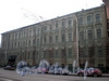 Ул. Декабристов, д. 40. Фасад здания. Фото ноябрь 2009 г.