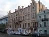 Ул. Декабристов, д. 46. Бывший доходный дом. Фасад здания. Фото ноябрь 2009 г.
