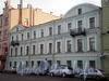 Ул. Декабристов, д. 48. Бывший доходный дом. Фасад здания. Фото ноябрь 2009 г.