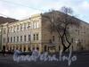 Ул. Декабристов, д. 49. Доходный дом Е. Брюн. Общий вид здания. Фото ноябрь 2009 г.
