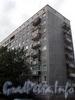 Ул. Есенина, д. 32, корп. 1. Фрагмент фасада жилого дома. Фото сентябрь 2008 г.
