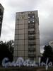 Ул. Есенина, д. 32, корп. 2. Вид на жилой дом с торца. Фото сентябрь 2008 г.