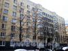 Одесская ул., д. 2. Жилой дом. Фрагмент фасада. Фото февраль 2009 г.
