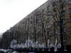 Одесская ул., д. 2. Жилой дом. Фасад здания. Фото февраль 2009 г.