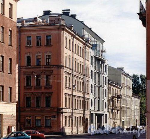 Конная ул. д. 24. Общий вид здания. Фото с сайта Агентство архитектурных новостей
