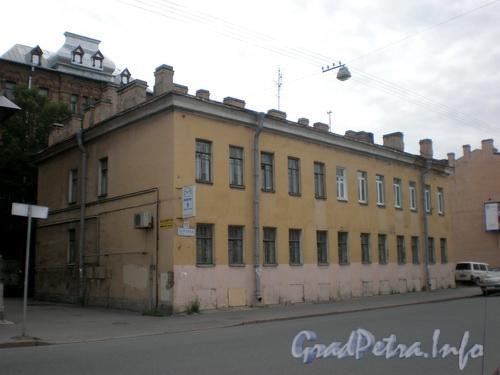 Боровая ул., д. 52, лит. Б. Общий вид здания. Фото 2008 г.
