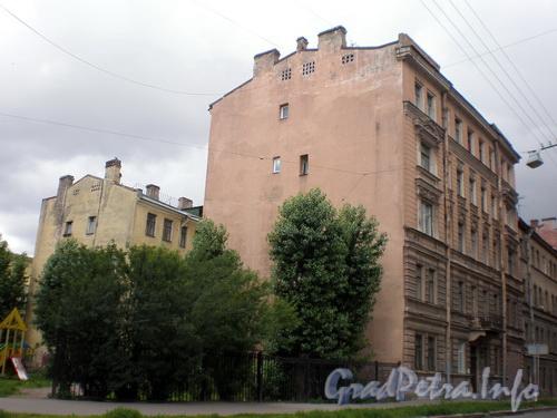 Тележная ул., д. 29, общий вид здания. Фото 2008 г.