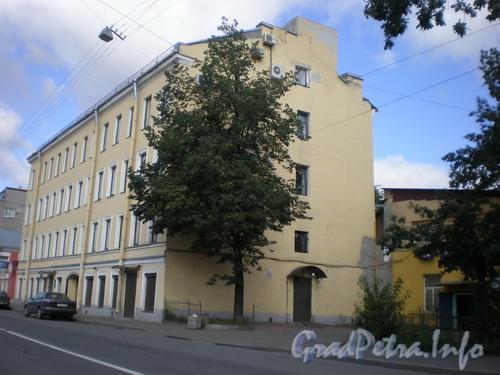 Ул. Моисеенко, д. 24, общий вид здания. Фото 2008 г.