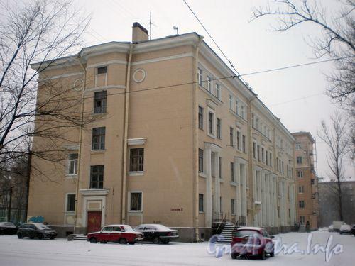 ул. Гастелло, д. 12. Общий вид здания. Январь 2009 г.