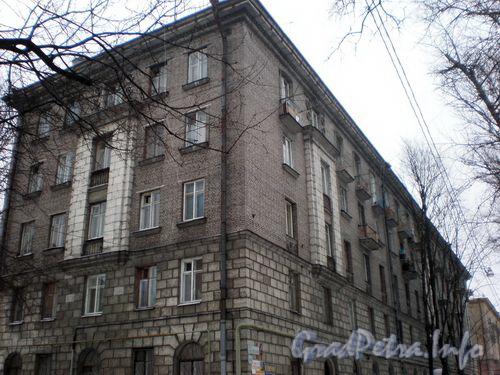 ул. Гастелло, д. 14. Общий вид здания. Январь 2009 г.