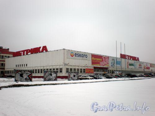 ул. Фучика, д. 8. Строительнй гипермаркет «Метрика». Январь 2009 г.