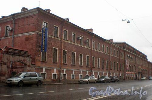 Рузовская ул., д. 16. Общий вид здания. Фото октябрь 2008 г.