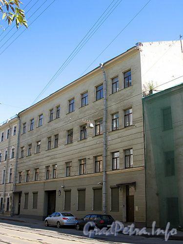 Ул. Чапаева, д. 9. Общий вид здания. Фото август 2009 г.
