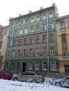 Серпуховская улица, дом 13. 5-этажный жилой дом 1905 года постройки. Фото 31.01.2019 года.