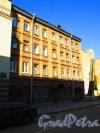 Малая Разночинная улица, дом 7, литера А. Фасад здания. Фото 1 мая 2016 года.