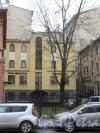 9-я Советская ул., д. 1 / Греческий проспект, дом 29, литера Е. Гостиница «Mark Inn & Forte» Inn. Общий вид фасада. фото ноябрь 2017 г.