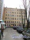 улица Мира, дом 29, литера Б. Доходный дом. Общий вид фасада. Фото апрель 2018 г.
