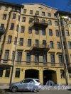 Таврическая ул., д. 19. Доходный дом, 1911, арх. С.С. Попов. Общий вид фасада. фото май 2018 г.