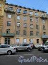 Ул. Жуковского, д. 4 (левая часть). Жилой дом, 1930-е. Общий вид левого корпуса. фото май 2018 г.