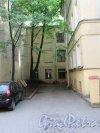 Жуковского ул., д. 39. Тупиковое крыло двора. фото май 2018 г.