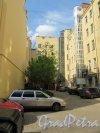 Жуковского ул., д. 49. Доходный дом. Тупиковый Двор. Общий вид. фото май 2018 г.