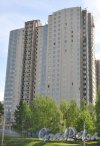 Зеленогорская улица, дом 13. Фото 2020 года.