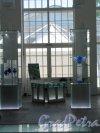 Елагин остров (улица), д. 4, лит. Б. Музей художественного стекла. Интерьер. фото май 2018 г.