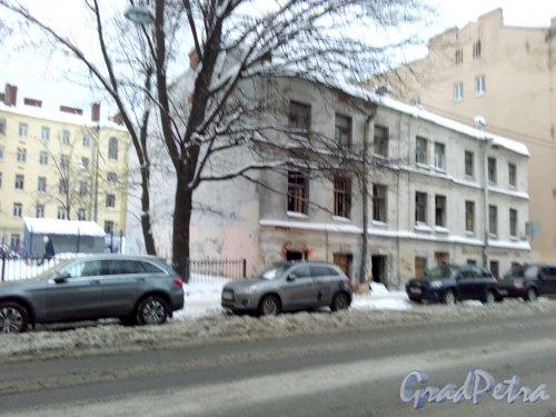 Пионерская улица, дом 13. Заброшенное здание. Фото 30.01.2019 года.