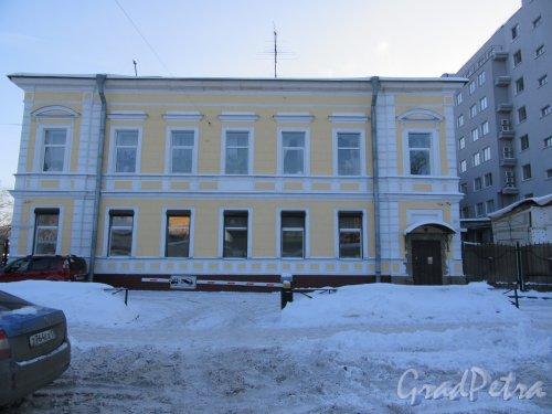 Заставская ул., д. 22, лит. Ж. Административное здание. фото февраль 2018 г.