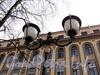Светильники фонаря на пешеходной аллее Фурштатской улицы. Фото май 2010 г.
