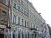 Фурштатская ул., д. 17. Доходный дом В.Л. Клеймана. Фасад здания. Фото май 2010 г.
