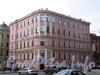 Фурштатская ул., д. 36 (угловой корпус) / пр. Чернышевского, д. 15. Общий вид здания. Фото май 2010 г.