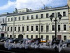 Фурштатская ул., д. 34. Фасад здания. Фото май 2010 г.