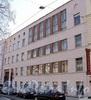 Фурштатская ул., д. 35-35А. Фасад здания. Фото май 2010 г.