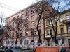 Фурштатская ул., д. 38 / пр. Чернышевского, д. 16. Фасад по улице. Фото май 2010 г.