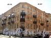 Подольская ул., д. 21 / Клинский пр., д. 13. Общий вид здания. Фото май 2010 г.