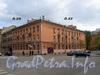 Бронницкая ул., д. 29 (угловая и левая части) / Малодетскосельский пр., д. 22. Общий вид. Фото май 2010 г.