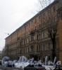 11-я Красноармейская ул., д. 7. Фасад здания. Фото февраль 2010 г.