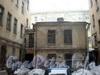 11-я Красноармейская ул., д. 7. Дворовый флигель. Фото февраль 2010 г.