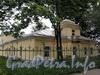 Потемкинская ул., д. 2. Общий вид левого флигеля. Фото май 2010 г.