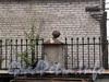 Бобруйская ул., д. 7. Фрагмент ограды. Фото май 2010 г.