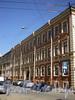 Ул. Якубовича, д. 24 / Конногвардейский пер., д. 4 (левая часть). Фасад по улице. Фото июнь 2010 г.