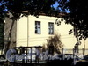 Ул. Почтамтская, д. 21. Фрагмент фасада дворового флигеля. Фото июнь 2010 г.