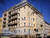 Артиллерийская ул., д. 4 (правый и левый корпуса). Общий вид. Фото апрель 2010 г.