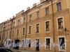 Галерная ул., д. 9. Фасад здания. Фото июнь 2010 г.