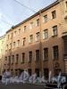 Галерная ул., д. 14. Фасад здания. Фото июнь 2010 г.