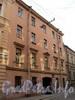 Галерная ул., д. 17. Фасад здания. Фото июнь 2010 г.
